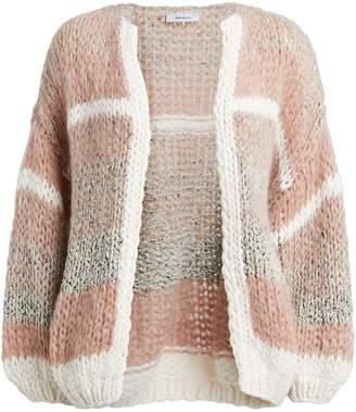 Melange Home Maiami Tweed Big Cardigan