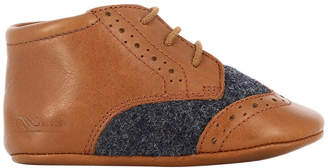 Pom D'Api First New Derby Shoe