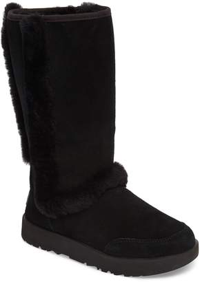 UGG Sundance Genuine Shearling Waterproof Boot