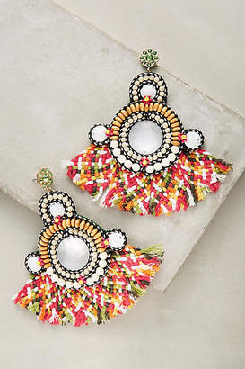 Bea Yuk Mui Valdes Niva Drop Earrings