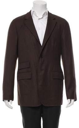 Roberto Corpina Wool Notch Lapel Blazer w/ Tags