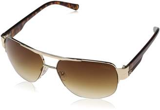 GUESS Men Sunglasses Gold GUF126-GLD-34