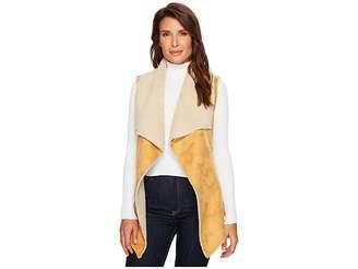 Hatley Reversible Faux Shearling Vest Women's Vest