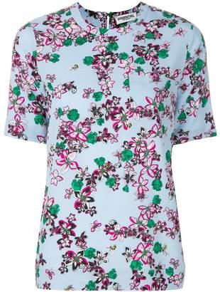 Essentiel Antwerp floral print blouse