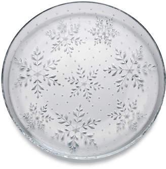 Mikasa Celebrations By Round Glass Platter
