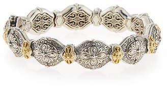 Konstantino Thalassa Silver & 18k Gold Link Bracelet