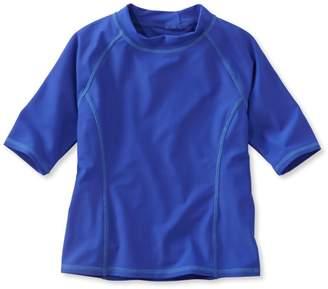 L.L. Bean L.L.Bean Girls' Sun-and-Surf Shirt, Half-Sleeve