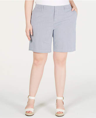 Tommy Hilfiger Plus Size Hollywood Chino Shorts