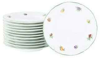 Richard Ginori Set of 12 Eden Bread Plates