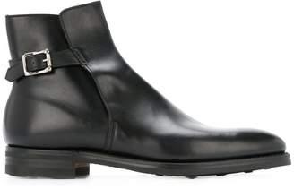 Crockett Jones Crockett & Jones buckled boots
