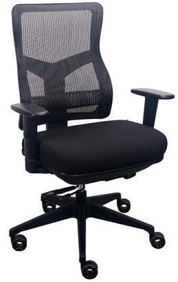 Tempur-Pedic Mesh Desk Chair Color : Black