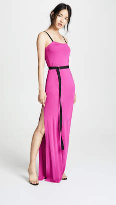 Yigal Azrouel Cinched Waist Dress