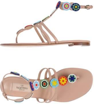Valentino Toe strap sandals