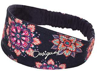 Desigual Girl's Headband_uva,One (Manufacturer Size: U)
