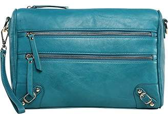 Vicenzo Leather Cross Body Bag