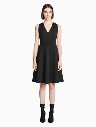 4b09cbbb155 Calvin Klein Scuba Dresses - ShopStyle