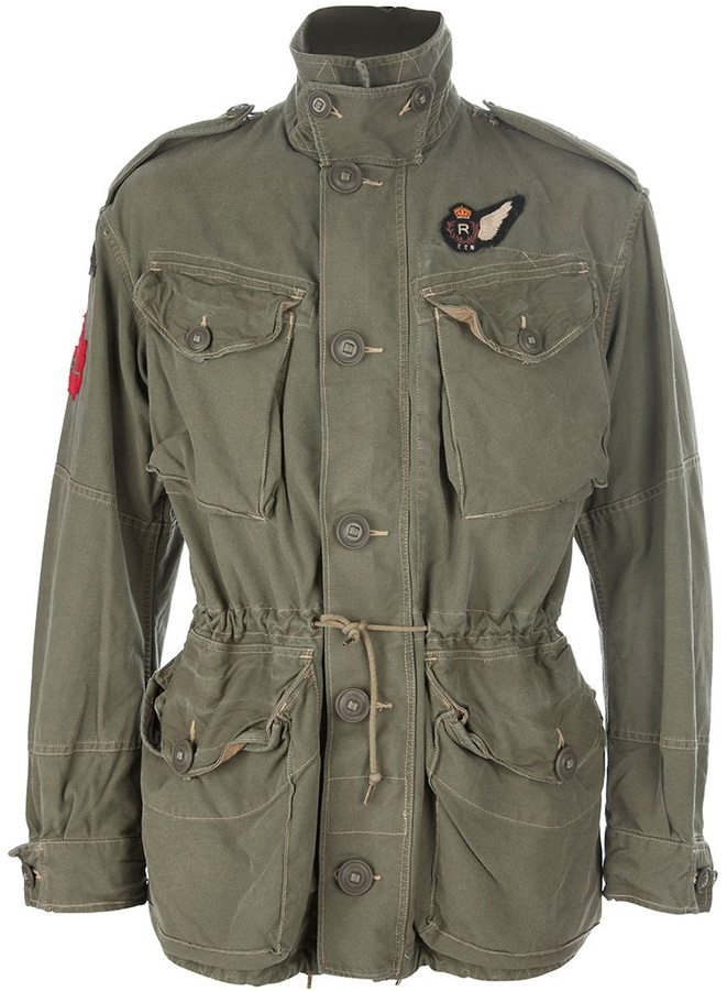 Polo Ralph Lauren Polo By Ralph Lauren army jacket