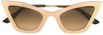 Christian Roth Eyewear Kardo sunglasses