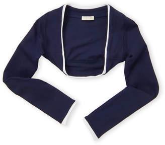 Elsy Newborn/Infant Girls) Short Cardigan