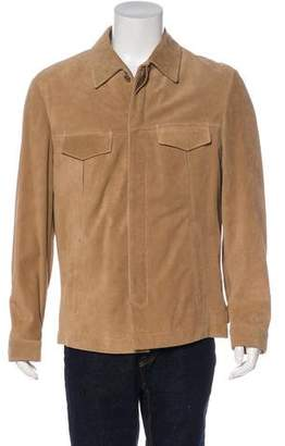 HUGO BOSS Boss by Clido Suede Jacket