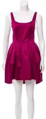 Elizabeth and James Casual Mini Dress Casual Mini Dress