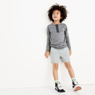 Boys' dock short in garment-dyed chino $36.50 thestylecure.com