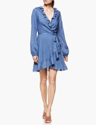 Paige Shawna Dress - Bijou Blue