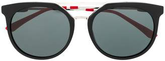 Orlebar Brown horn rimmed sunglasses