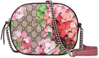 Gucci Blooms GG Supreme mini chain bag