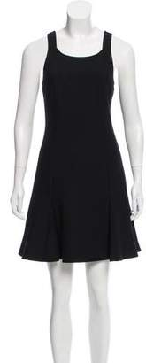 Elizabeth and James Sleeveless Fit & Flare Dress