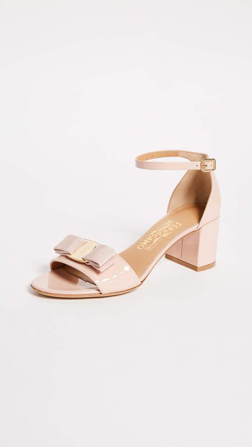Salvatore Ferragamo Gavina City Sandals