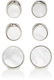 Barneys New York Men's Round Formal Set-Pearl