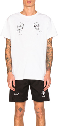 OFF-WHITE Till Death Tee $307 thestylecure.com