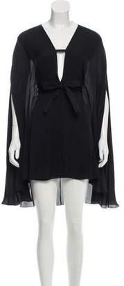 Barbara Bui Silk Crepe Dress w/ Tags