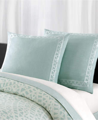 Echo Mykonos European Sham Bedding