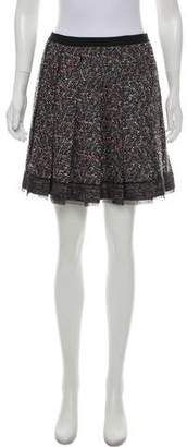 Jason Wu Circle Mini Skirt