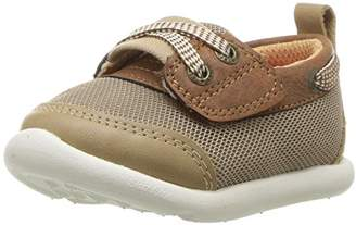 Step & Stride Gallas-P Baby Boy's Adjustable Boat Shoe