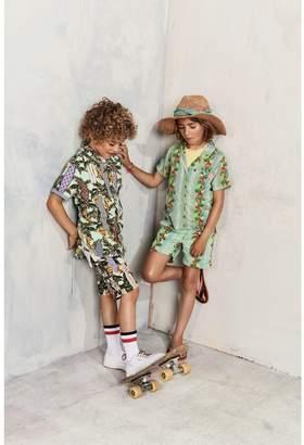 Scotch & Soda Tropical Print Shorts