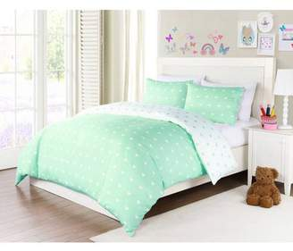BA&SH LALA + BASH Kelly Heart Comforter Set