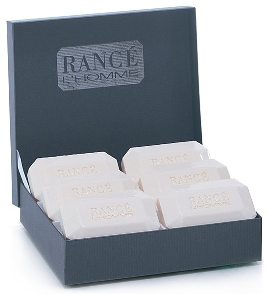 Rance 1795 Luxury Soap Box L'Homme Collection