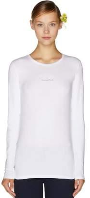Benetton (ベネトン) - BENETTON (UNITED COLORS OF BENETTON) ループロゴグリッターロゴ長袖Tシャツ・カットソー