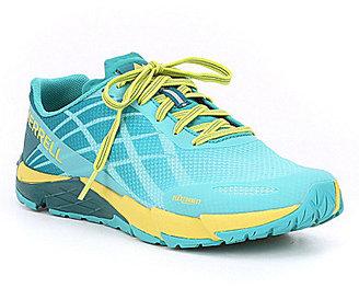Merrell Women's Bare Access Flex Running Shoes $90 thestylecure.com
