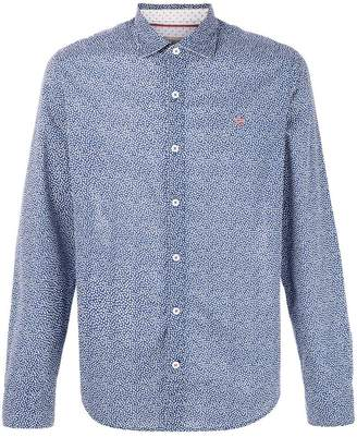 Napapijri patterned shirt