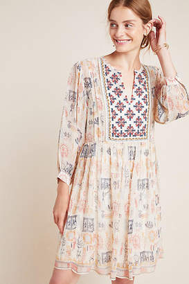 Velvet by Graham & Spencer Tawni Embroidered Tunic