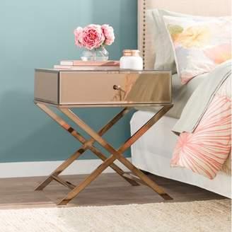 Willa Arlo Interiors Desidrio End Table With Storage