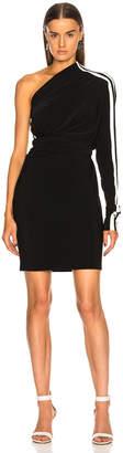 Norma Kamali Side Stripe All In One Dress