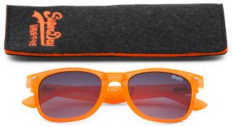 Unisex Fashion Designer Sunglasses With Case