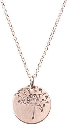 Nashelle Wish Classic Coin Necklace
