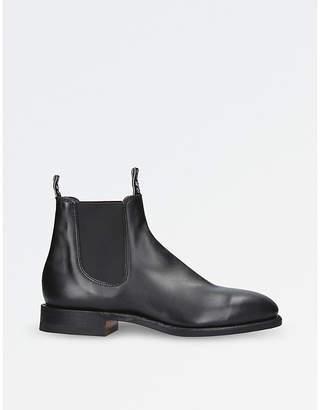 R.M. Williams R M WILLIAMS Craftsman leather Chelsea boots