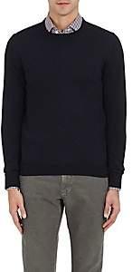 Barneys New York Men's Wool Crewneck Sweater - Navy